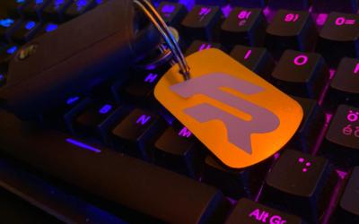 Porte clé custom