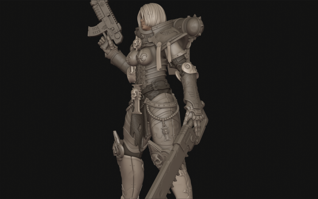 Warhammer 40k – Sister of battle