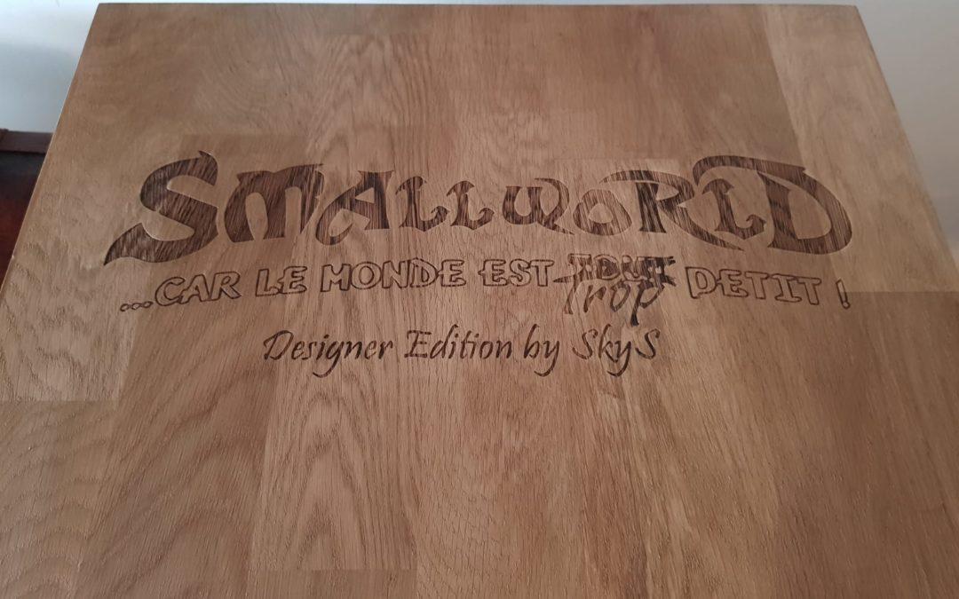 Gravure Smallworld
